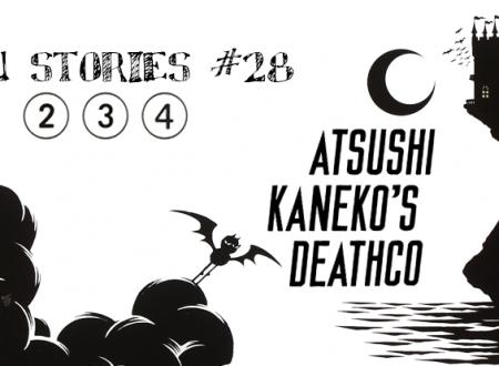 Inku Stories #28: Atsushi Kaneko's Deathco vol. 2-3-4
