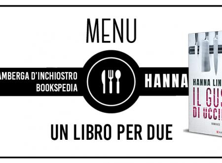 Un libro per due: Il gusto di uccidere di Hanna Lindberg (Longanesi)