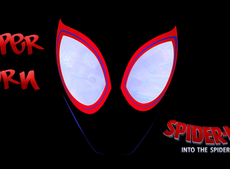Paper Corn: Spider-Man. Into the Spider-Verse (Sony Pictures)