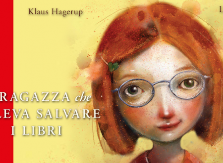 Review Party: La ragazza che voleva salvare i libri di Hagerup e Aisato