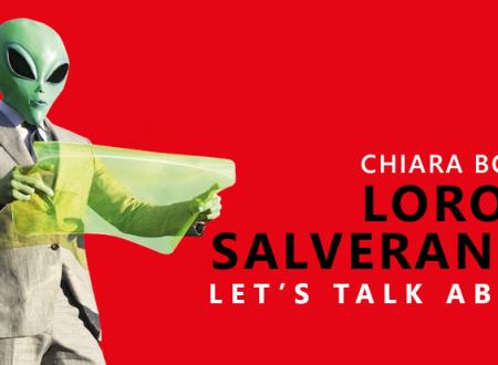Let's talk about: Loro ci salveranno di Chiara Borghi (Il Seme Bianco)