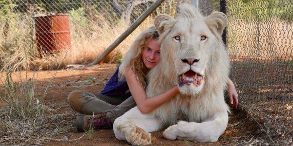 Chilling and Chatting with Deborah: Mia e il leone bianco