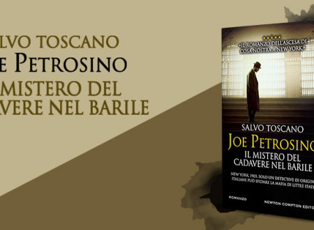 Review Party: Joe Petrosino di Salvo Toscano (Newton Compton)