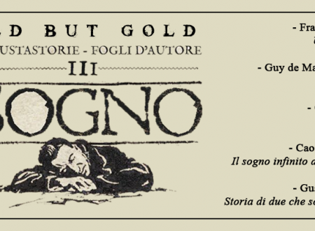 Old but gold: L'Imbustatorie. Fogli d'autore #3 – Sogno (ABEditore)