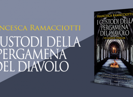 Review Party: I custodi della pergamena del diavolo di Francesca Ramacciotti