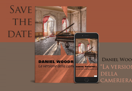 Save the date: La versione della cameriera di Daniel Woodrell – #Releaseday