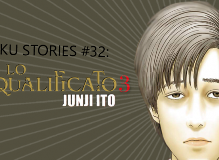 Inku Stories #32: Lo squalificato #3 di Junji Ito (Star Comics)