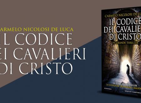 Review Party: Il codice dei cavalieri di Cristo di Carmelo Nicolosi De Luca