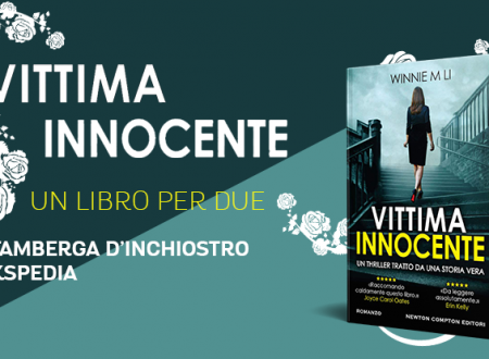 Un libro per due: Vittima innocente di Winnie M. Li (Newton Compton)
