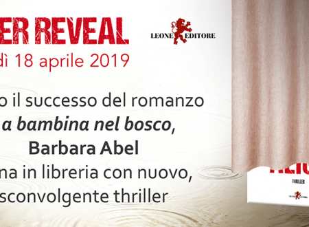 Cover Reveal: Alice di Barbara Abel (Leone Editore)