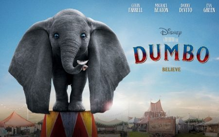Chilling and Chatting with Deborah: Dumbo