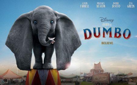 Paper Corn: Dumbo