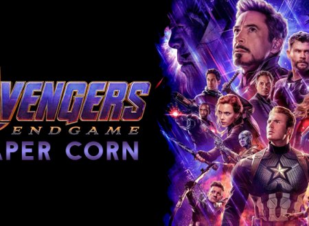 Paper Corn: Avengers. Endgame di Anthony e Joe Russo