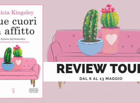 Review Tour: Due cuori in affitto di Felicia Kingsley
