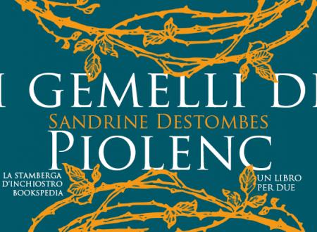 Un libro per due: I gemelli di Piolenc di Sandrine Destombes (Rizzoli)