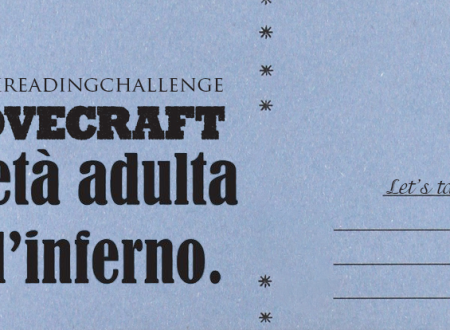 #BtiliReadingChallenge: L'età adulta è l'inferno di Howard Phillips Lovecraft