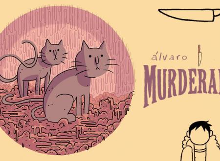INK'S CORNER: Murderabilia di Álvaro Ortiz (Bao Publishing)