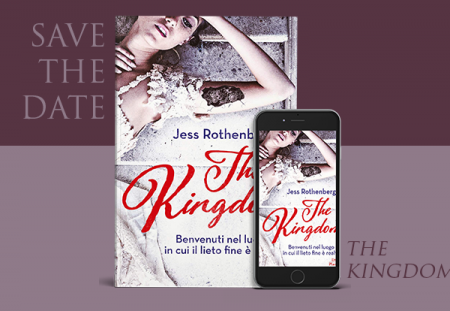Save the date: The kingdom di J.C. Rothenberg – #Releaseday