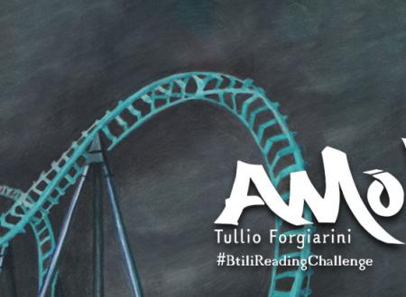 #BtiliReadingChallenge: AMOK di Tullio Forgiarini (Camelozampa)
