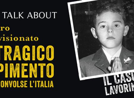 Let's talk about: Il caso Lavorini di Sandro Provvisionato (Chiarelettere)