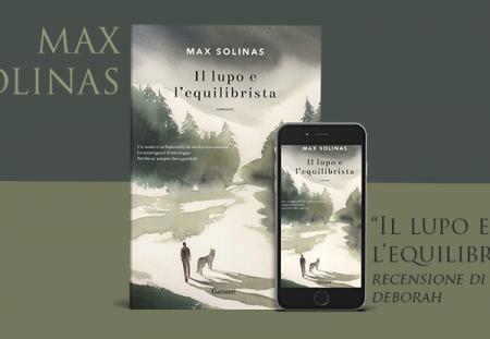 Il lupo e l'equilibrista di Max Solinas | Recensione di Deborah