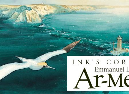 INK'S CORNER: Ar-Men. L'inferno degli inferni di Emmanuel Lepage