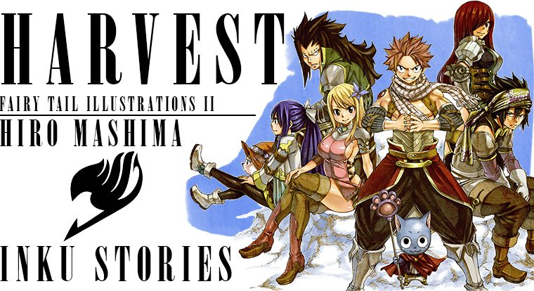 Inku Stories #37: Harvest di Hiro Mashima (Star Comics)