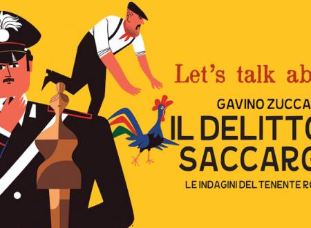 #proiettilidicarta: Il delitto di Saccargia di Gavino Zucca