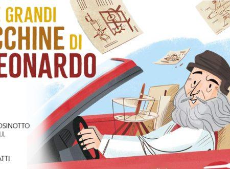 Recensione: Le grandi macchine di Leonardo – Editoriale Scienza