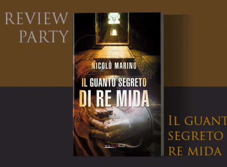 Review Party: Il guanto di Re Mida di Nicolò Marino (BookRoad)