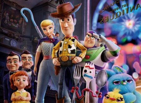 Paper Corn: Toy Story 4 di Josh Cooley (2019)