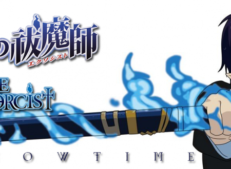 Showtime: Blue Exorcist di Tensai Okamura (A-1 Pictures)