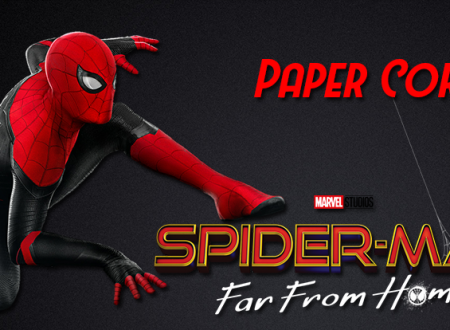 Paper Corn: Spider-Man. Far From Home di Jon Watts (2019)