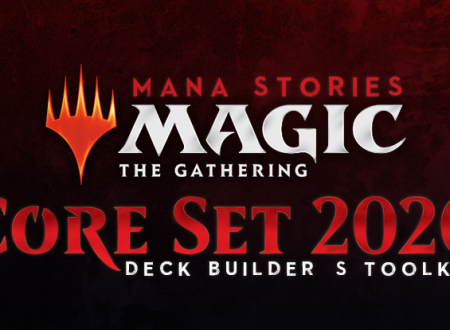 Mana Stories: Core Set 2020 – Deck builder's toolkit (MTG)