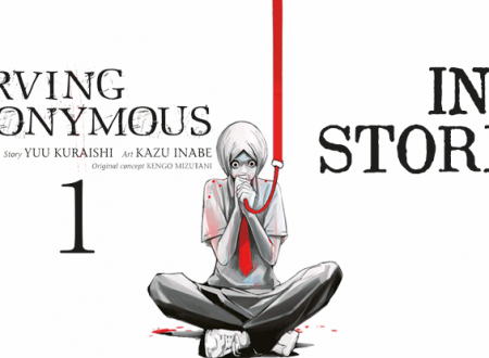 Inku Stories #41: Starving Anonymous di Mizutani, Kuraishi e Inabe