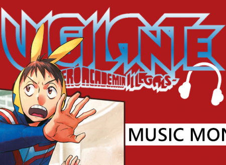 Music Monday #26: Vigilante. My Hero Academia Illegals (Star Comics)