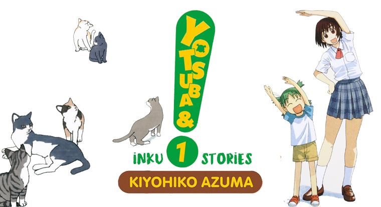 Inku Stories #40: Yotsuba&! #1 di Kiyohiko Azuma (Star Comics)