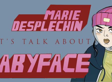Let's talk about: Babyface di Marie Desplechin (Camelozampa)