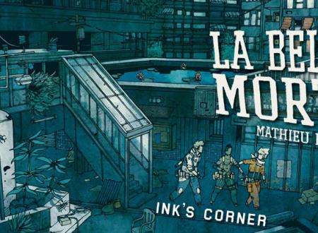 INK'S CORNER: La bella morte di Mathieu Bablet (Mondadori)