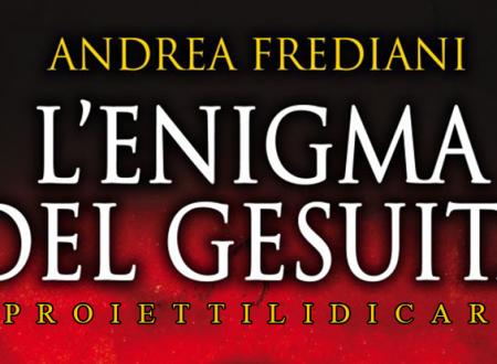 #proiettilidicarta: L'enigma del gesuita di Andrea Frediani