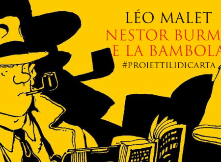 #proiettilidicarta: Nestor Burma e la bambola di Léo Malet (Fazi Editore)