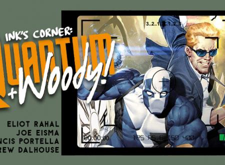 INK'S CORNER: Quantum & Woody. Ansia da separazione (Star Comics)