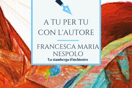 A tu per tu con Francesca Maria Nespolo