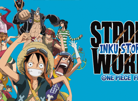 Inku Stories #43: Strong World. One Piece film (Star Comics)