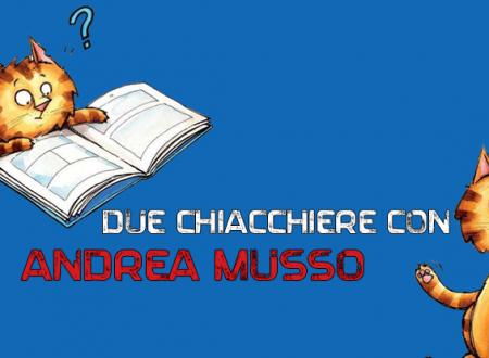 Due chiacchiere con…. Andrea Musso, illustratore della serie del gatto killer