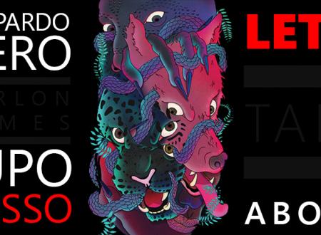 Let's talk about: Leopardo nero, lupo rosso di Marlon James