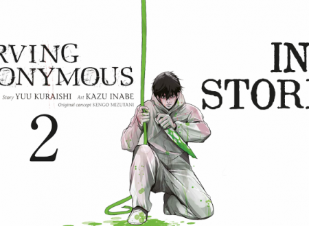 Inku Stories #47: Starving Anonymous vol. 2 di Kuraishi e Inabe