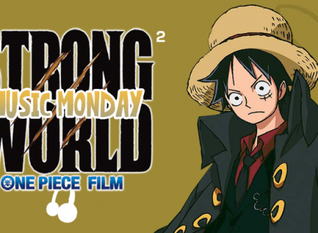 Music Monday: Strong World. One Piece film vol. 2 (Star Comics)