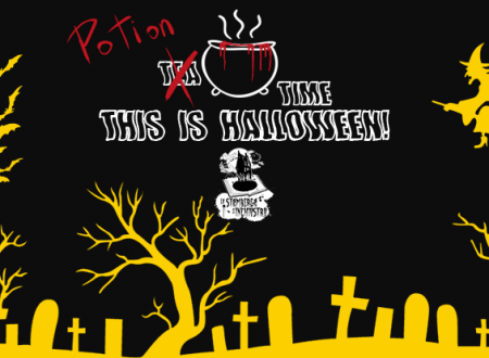 Tea time: This is Halloween – La notte più spaventosa dell'anno