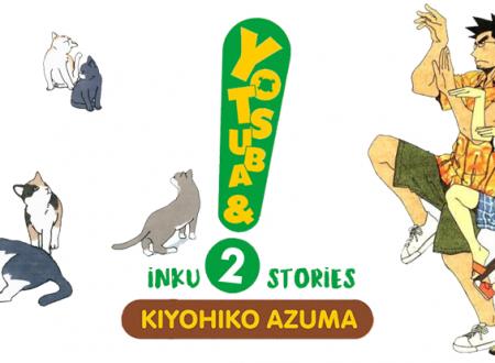 Inku Stories #45: Yotsuba&! #2 di Kiyohiko Azuma (Star Comics)